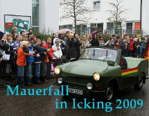 Mauerfall_in_Icking_2009