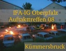 Auftakttreffen IFA-IG Oberpfalz 08